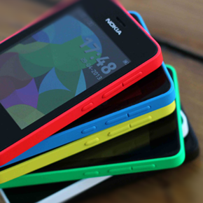 Nokia Steps Up its Game, Releases Asha 501
