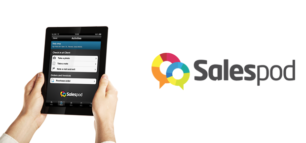 Salespod: Mobilizing Your Sales Operations