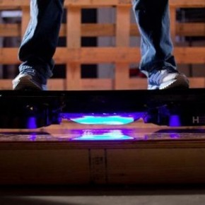 Get ready to ride a Hoverboard