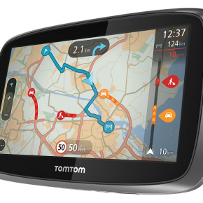 TomTom Go 50 Review: Mapping the Entire Europe