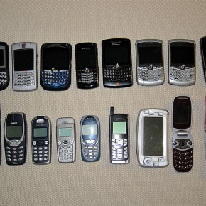 Mobile Technology through the Ages